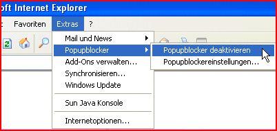 Popup Blocker Firefox Deaktivieren